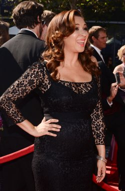 Maya Rudolph attends the 2012 Creative Arts Emmy Awards in Los Angeles