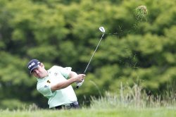Round One of the U.S. Open in Ardmore, Pennsylvania
