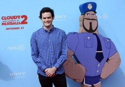 """""""Cloudy With a Chance of Meatballs 2"""" premieres in Los Angeles"""