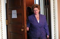 Sen. Debbie Stabenow (D-MI) in Washington