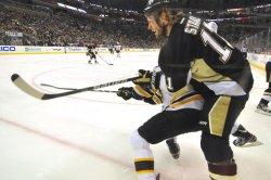 Pittsburgh Penguins Jordan Staal in Pittsburgh
