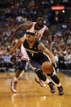 Memphis Grizzlies vs Chicago Bulls exhibition basketball