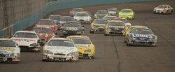 NASCAR- BUSCH BASHA'S SUPERMARKET 200