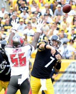 Tampa Bay Buccaneers vs Pittsburgh Steelers