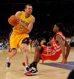 Los Angeles Lakers vs Houston Rockets NBA Game 2 Western Conference semifinals in Los Angeles