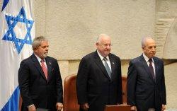 Brazilian President Luiz Inacio Lula da Silva visits Knesset in Jerusalem