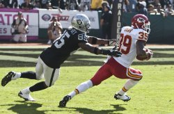 Six KC Chiefs interceptions bury the Raiders in Oakland, California