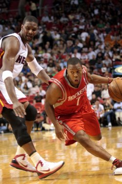 Houston Rockets at Miami Heat, American Airlines Arena, Miami, Fl.