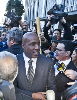 Barry Bonds sentenced in San Francisco