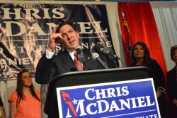 Chris McDaniel Election Night Rally in Mississippi