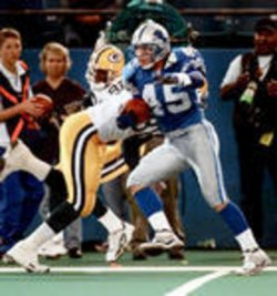 Detroit Lions vs. Green Bay Packers