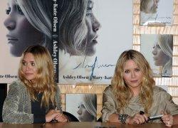 Olsen twins promote book in Los Angeles