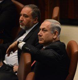 Prime Minister Benjamin Netanyahu In Knesset, Jerusalem