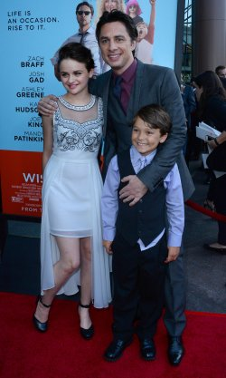 """Wish I Was Here"" premiere held in Los Angeles"