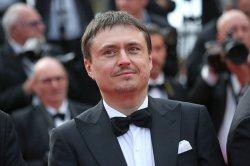 Cristian Mungiu attends the Cannes Film Festival