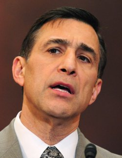 "Rep. Issa speaks on the Government Accountability Office's biennial ""High Risk Series"" in Washington"