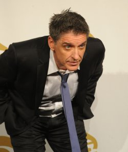 Craig Ferguson appears backstage at the Grammy Nominations Concert in Los Angeles