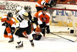 Pittsburgh Penguins-Philadelphia Flyers playoffs game 4