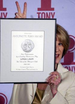 2001 TONY AWARDS NOMINEES LUNCHEON