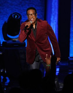 Charlie Wilson performs at the Soul Train Awards 2012 in Las Vegas