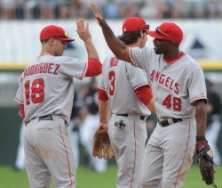 Los Angeles Angels vs Chicago White Sox