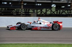 Tony Kanaan fastest on Carb Day at the Indianapolis Motor Speedway