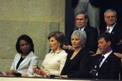 U.S. President Bush visits Israel