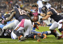 NFL Detroit Lions vs. Chicago Bears