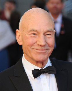 """Patrick Stewart attends """"The Olivier Awards 2012"""" in London"""