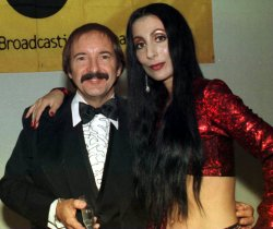Sonny and Cher look-alikes turn out to audition for film biography on their life