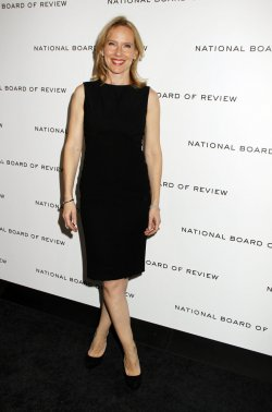 Amy Ryan arrives for the National Board of Review Awards in New York