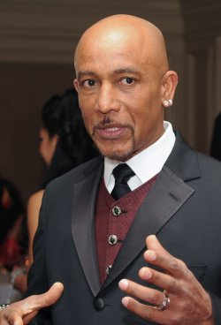 Montel Williams attends the USO 28th Annual Awards Dinner in Arlington, Virginia