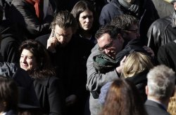 Philip Seymour Hoffman funeral in New York