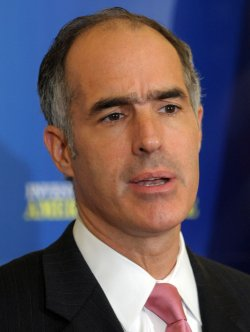 Sens. Schumer, Stabenow, Casey call for economic stimulus in Washington