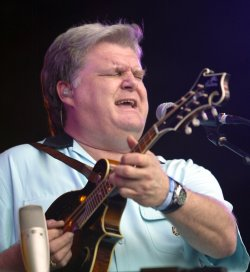 RICKY SKAGGS PERFORMS AT MERLEFEST