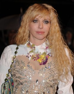 """Courtney Love attends the """"Brit Awards"""""""
