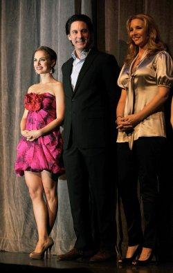 Natalie Portman and Lisa Kudrow attend Toronto International Film Festival
