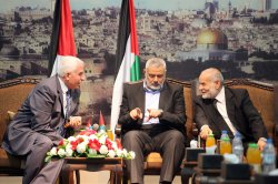 Palestinians Have Relaunched Efforts to Reconcile Their Rival Leaderships in the West Bank and Gaza