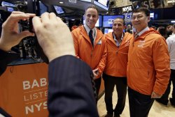 Alibaba launches biggest IPO in U.S. History