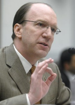 STUART BOWEN TESTIFIES ON IRAQ RECONSTRUCTION IN WASHINGTON