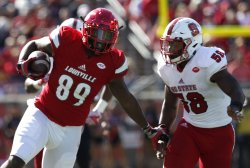 Louisville Cardinals vs NC State Wolfpack