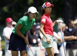 Final Round of the LPGA U.S. Womens Open in Pennsylvania