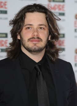 "Edgar Wright attends ""Empire Awards"" in London"