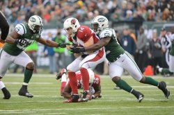 Jets vs Cardinals at MetLife Stadium in New Jersey