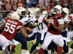 San Diego Chargers vs. Arizona Cardinals