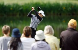 LPGA Sybase Classic Final Round in New Jersey
