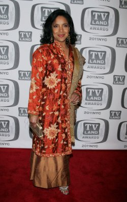 Phylicia Rashad arrives for the TV Land Awards in New York