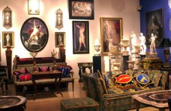 GIANNI VERSACE FURNISHINGS AND ARTWORKS ARE AUCTIONED