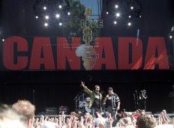 LIVE 8 CANADA