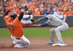 ALCS Game 2 Kansas City Royals vs. Baltimore Orioles